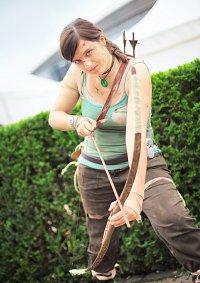 Cosplay-Cover: Lara Croft (Version 2013)
