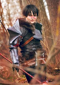 Cosplay-Cover: Marian Hawke [Mage]