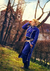 Cosplay-Cover: Riza Hawkeye