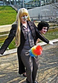 Cosplay-Cover: Riff Raff (Rocky Horror Show)