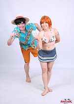 Cosplay-Cover: Ruffy [Color Walk 4]
