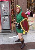 Cosplay-Cover: Link (The Legend of Zelda)