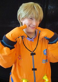 Cosplay-Cover: Nagisa Hazuki (Astronaut)