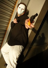 Cosplay-Cover: Zwei/Reiji Azuma [Killer of Inferno]