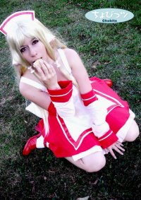 Cosplay-Cover: Chi -  Red Maid
