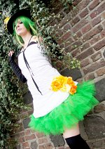 Cosplay-Cover: Gumi (Camellia)