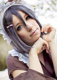 Cosplay-Cover: Tsukiko ~ Yukata Maid ✓