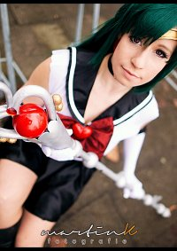 Cosplay-Cover: Sailor Pluto ✓