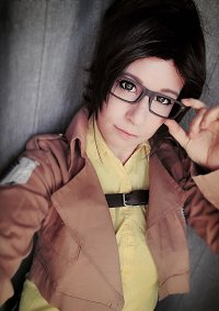 Cosplay-Cover: Hanji