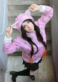 Cosplay-Cover: Nezuko ~ Fanart