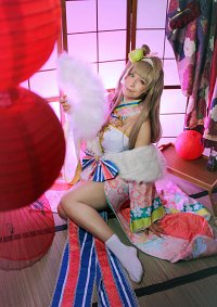 Cosplay-Cover: Kotori ~ New Year [Idolized]