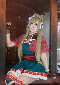 Cosplay-Cover: Kotori ~ Snowy Mountain [Idolized]