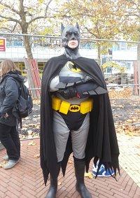 Cosplay-Cover: Batman (Bruce)