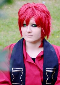 Cosplay-Cover: Sabaku no Gaara ( Traditionell / Fanart )