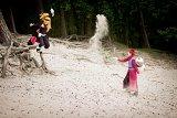 Top-3-Foto - von Bambusbesen