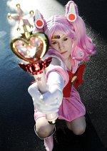 Cosplay-Cover: Sailor Chibi Moon