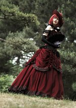 Cosplay-Cover: Madame Red [Red Death Duo]