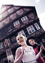 Cosplay-Cover: Ingrid Hallberg