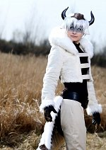 Cosplay-Cover: Appa