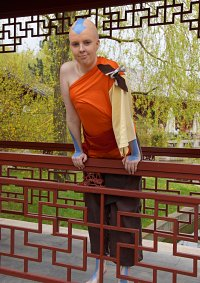 Cosplay-Cover: Avatar Aang [Book 3]