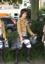 Cosplay-Cover: Annie Ich-hasse-alles Leonhardt