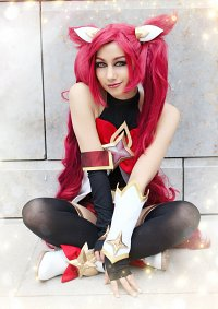Cosplay-Cover: Jinx (Star Guardian)
