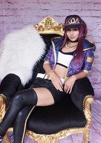 Cosplay-Cover: Akali (KDA Skin)