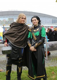 Cosplay-Cover: Loki [Avengers]