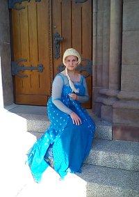 Cosplay-Cover: Elsa die Eiskönigin