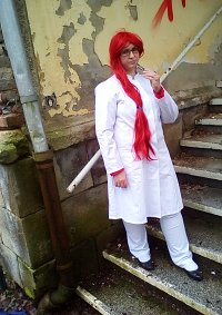 Cosplay-Cover: Eugial Labor Outfit