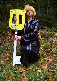 Cosplay-Cover: Roxas XIII