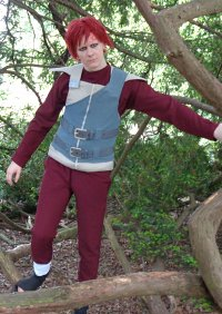 Cosplay-Cover: Gaara  (4th great ninja war)