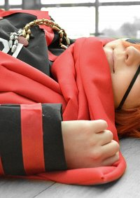 Cosplay-Cover: Lavi Bookman [Hallow]