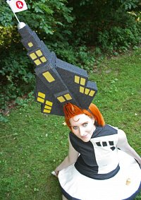 Cosplay-Cover: Tallulah (Triff die Robinsons)