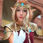 Cosplay: Prinzessin Zelda [Twilight Princess]