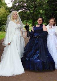 Cosplay-Cover: Andromeda Black (Hochzeitskleid)