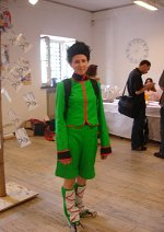 Cosplay-Cover: Gon