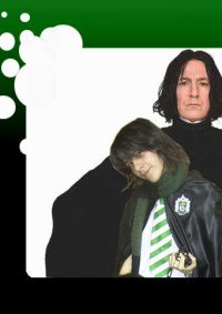 Cosplay-Cover: Severus Snape ( jung )