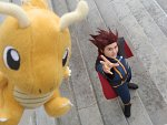 Cosplay-Cover: Siegfried [HeartGold/SoulSilver]