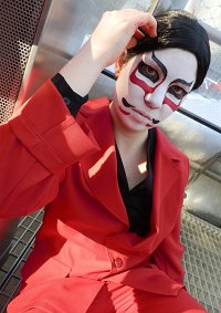 Cosplay-Cover: Darvish Kenji [Dance my Generation PV-Version]