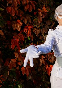 Cosplay-Cover: Kaitou Ace (Sailor V)