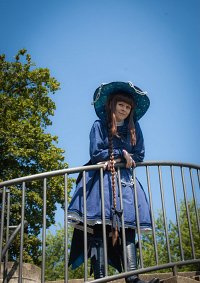 Cosplay-Cover: Wadanohara (True End) (Wadanohara and the Great Bl