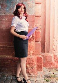 Cosplay-Cover: Natasha Romanoff [Natalie Rushman - Iron Man 2]