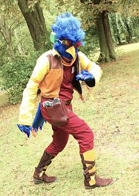 Cosplay-Cover: Falco Lombardi (SSBB)