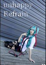 Cosplay-Cover: Miku Hatsune (Unhappy Refrain)