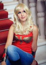 Cosplay-Cover: Wonder Girl (Cassandra)
