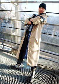 Cosplay-Cover: Snow Villiers