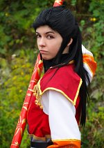Cosplay-Cover: Zhou Yu (Dynastie Warriors 7)