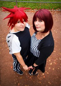 Cosplay-Cover: Riku Harada [Black]