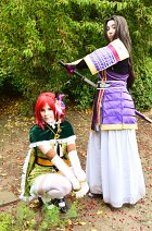 Cosplay-Cover: Akechi Mitsuhide 【明智 光秀】 SW2